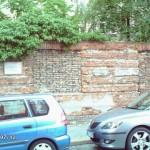 Fragmente des Gebäudes wo der Zuse Z3 gebaut wurde